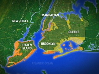 Watch: Hurricane Sandy: New York Issues State of Emergency
