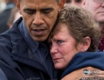 VIDEO: Obama will meet with families and first responders affected by deadly storm.
