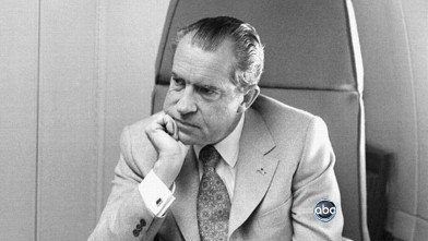 VIDEO: Previously unheard recordings of Richard Nixon testimony released.