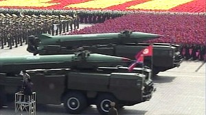 VIDEO: North Koreas Military Muscle