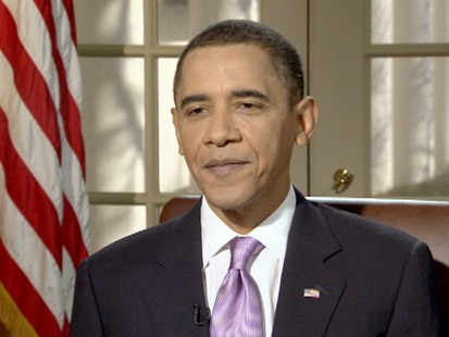 VIDEO: Obama on Afghanistan, Health Care