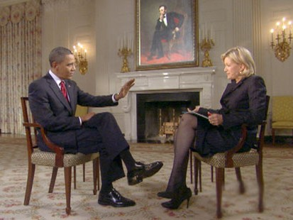 VIDEO: The president talks job creation, polls and his State of the Union speech.