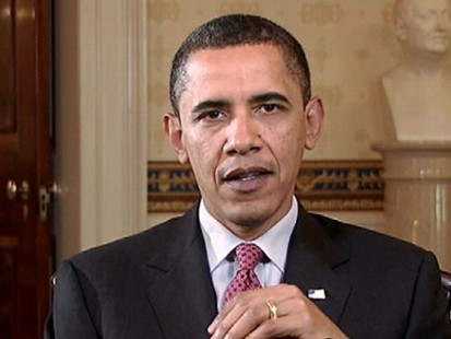 VIDEO: Obama Fights for Financial Reform
