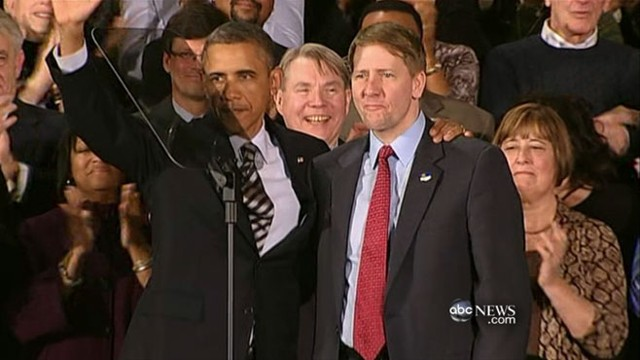 VIDEO: The president installs Richard Cordray as head of new consumer bureau.