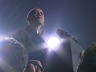 Watch: Obama Expects a Long Night