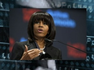 Watch: Michelle Obama, Other Prominent Americans Allegedly Hacked