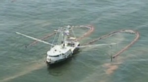 VIDEO: BP Continues to Try and Stop the Oil Leak