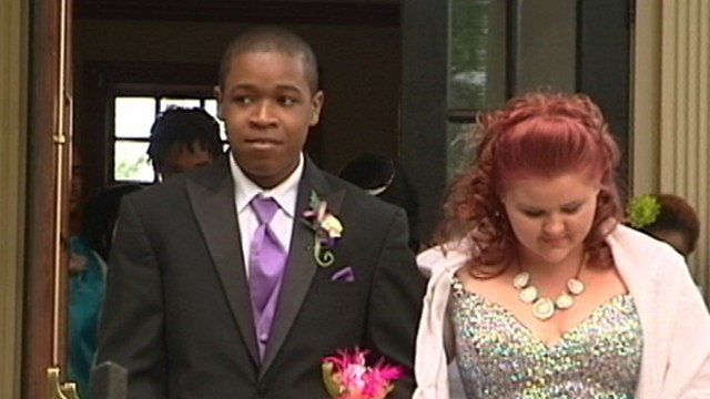 VIDEO: Students in Georgia decided it was time to stop having separate proms for black and white students.