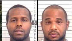 VIDEO:Police track two convicted murderers to Panama City motel, inmates questioned all night.