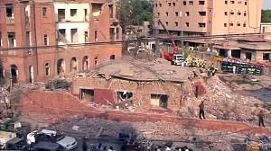 VIDEO: Lahore Blast Leaves at Least 30 Dead