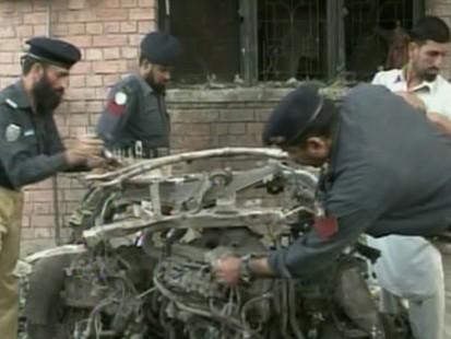 VIDEO: Militant attacks in Pakistan