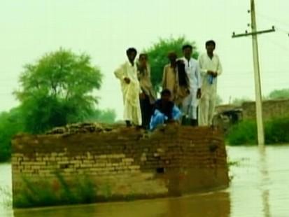 VIDEO: Record Breaking Floods in Pakistan
