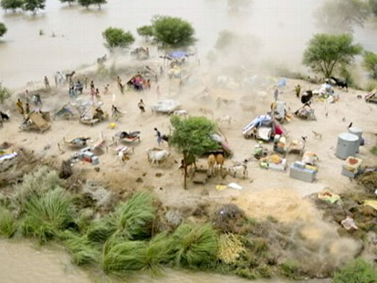VIDEO: UN calls for $459 million in aid for 14 million Pakistanis impacted by crisis.