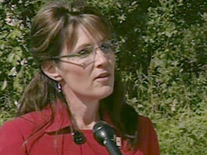 VIDEO: Sarah Palin