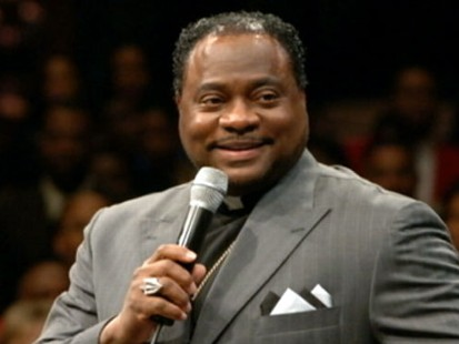 VIDEO: Bishop Eddie Long is accused of coercing three young men into relationships.