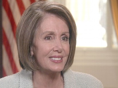 VIDEO: Diane Sawyer?s Exclusive Interview with Speaker of the House Nancy Pelosi.
