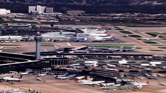 VIDEO: Pilots say luck and quick reflexes prevented two accidents in 2011.