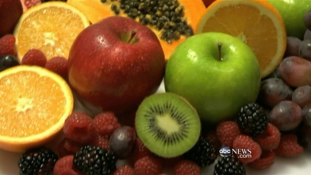 New study lists fruits and vegetables with highest concentration of chemicals.