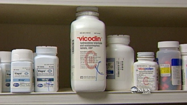 VIDEO: Americans take 80 percent of all prescription painkillers taken in the world.
