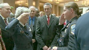 VIDEO: Female pilots who flew cargo missions in World War II are honored.