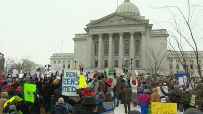 VIDEO: A closer look at the debate about public workers pension plans.