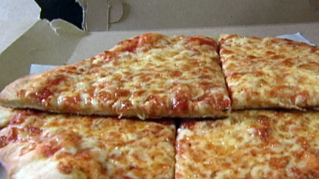 VIDEO: Random Acts of Pizza is a way to help those less fortunate, one pie at a time.
