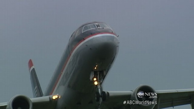 VIDEO: Miscommunication between air traffic controllers raise concerns.