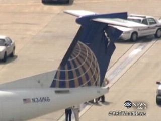 Watch: Planes Involved in Close Call at Dulles Airport