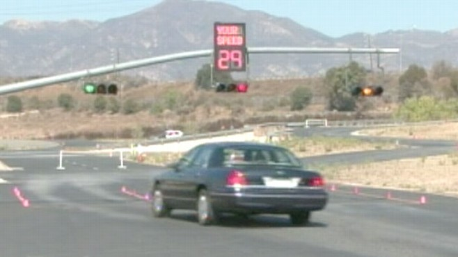 VIDEO: Two journalists test how marijuana impairs driving, before polls open on Prop 19.