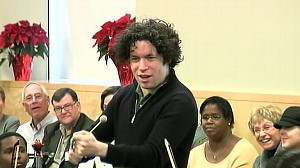 VIDEO: Gustavo Dudamel Inspires Disadvantaged Youths