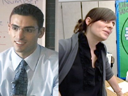 "VIDEO:""World News"" follows two teachers with the secret to success."