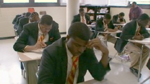 VIDEO: Entire senior class at Urban Prep Charter Academy is accepted to 4-year schools.