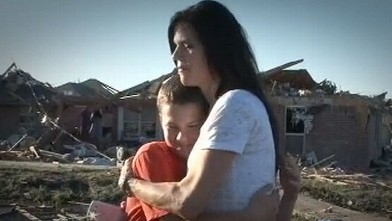 VIDEO: Brave teachers who helped their students survive the Oklahoma tornado.