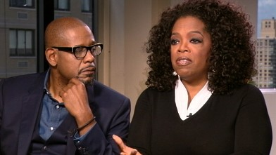 VIDEO: Two Oscar winners discuss their decision to make the movie together.