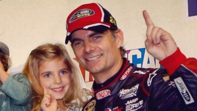 VIDEO: Jeff Gordon Celebrates Classic Cars