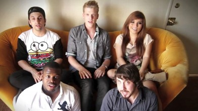 VIDEO: Music group Pentatonix believed in themselves and now they have musical hits on the radio.