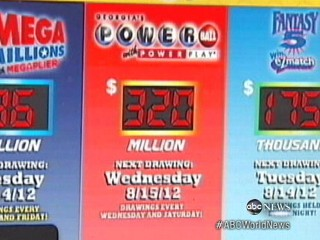 Watch: Powerball Jackpot Hits $320 Million: What Are Your Chances?
