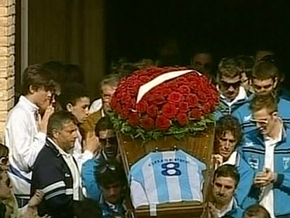 VIDEO: Italian Quake Victims Laid to Rest