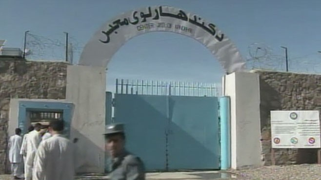 VIDEO: Prison Break in Afghanistan
