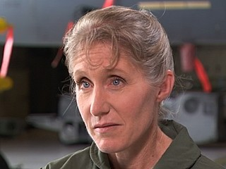 Watch: Soaring With the First Woman Fighter Jet Commander