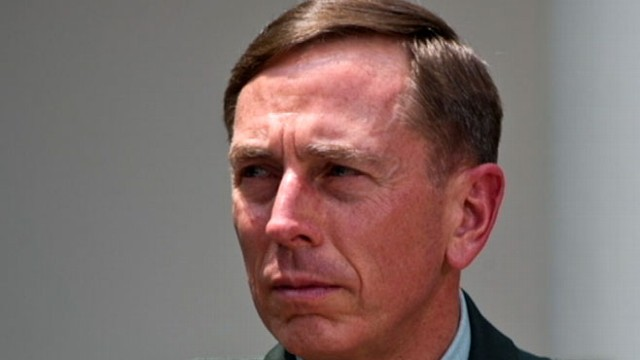 VIDEO:  CIA Director General David Petraeus' bombshell resignation shocks political world.
