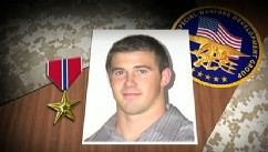 VIDEO: Nicolas Checque of SEAL Team Six was killed freeing an American doctor from the Taliban.
