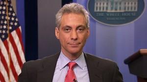 VIDEO: Rahm Emanuel speaks to Charles Gibson