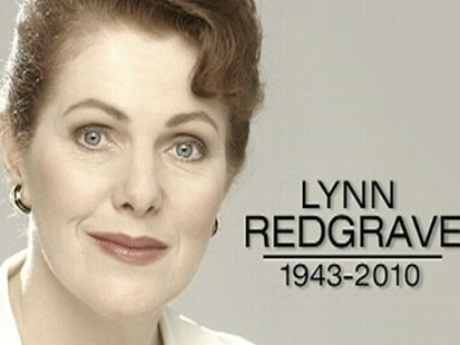 VIDEO: The British actress died from breast cancer in her Connecticut home.