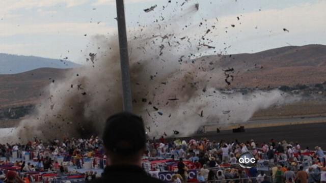 VIDEO: Mechanical failure or an unconscious pilot might explain deadly Nevada crash.