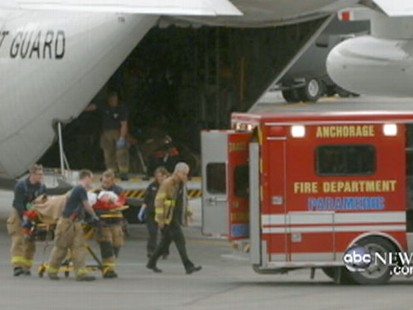 VIDEO: Rescuers who saved four from the crash that killed Sen. Stevens tell their story