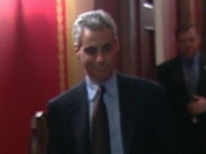 "VIDEO: Rahm Emanuel ""Retarded"" Comment Puts Offensiveness in Spotlight"