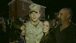 VIDEO: A Soldiers Story of Returning Home