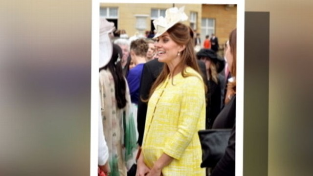 VIDEO:Gossip swirls in London as the world awaits the royal baby?s arrival.