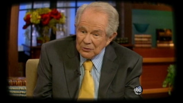 Video: Pat Robertson: Divorce Wife With Alzheimers